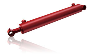 CHD Heavy-Duty Welded Hydraulic Cylinder