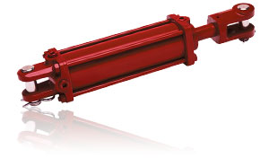 High Pressure Tie Rod Hydraulic Cylinder
